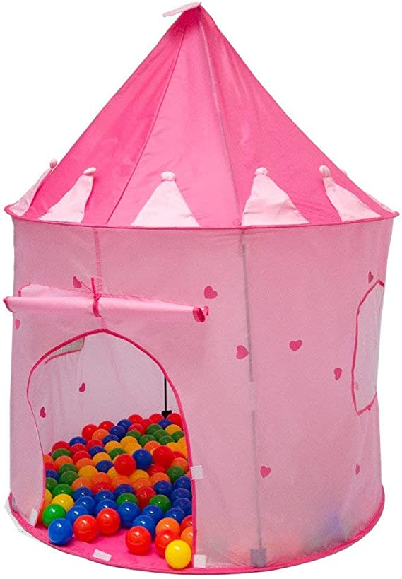 LittleTom Tienda de campaña Juguete para niña 100x100x135cm ...