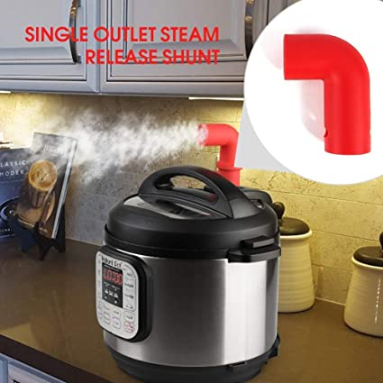 Charmant Cabinet Savior Steam Release Accessory, Echeer Silicone Steam Diverter  Helps Protect Cabinets For Instant Pot