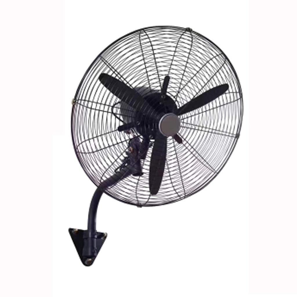 Ventilateur de ménage, ventilateur mécanique de bâti de mur de puissance élevée Ventilateur industriel de tête de secouage en métal de ventilateur industriel - feuille en aluminium (taille : 55cm) FAN GGCG