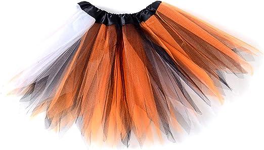 GUOjianhui vestido de tutú de tres capas, tutú de tres capas, tul ...