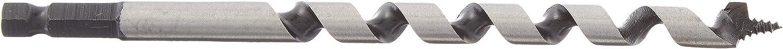 Irwin Tools 1779136 Auger Bit with WeldTec Shank 7//16 x 7-1//2 7//16