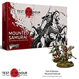 Test Of Honour Mounted Samurai Box - P+m