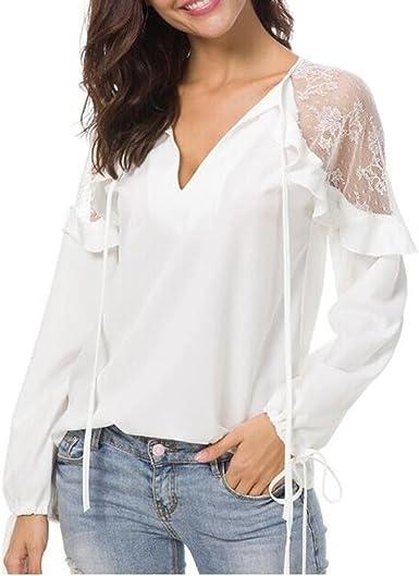 FAMILIZO Camisetas Mujer Tallas Grandes Camisetas Mujer ...