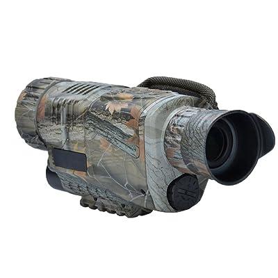 5x40 numérique, haute puissance à haute définition, caméra vidéo, télescope