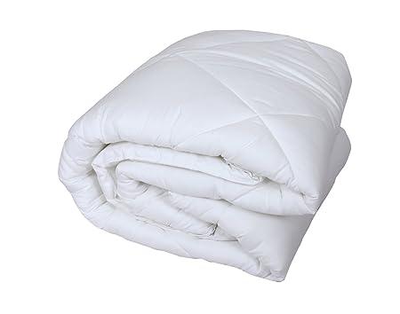 Linenwalas Classic All Season 5* Star Hotel Microfiber Duvet - Warm Rajai / AC Comforter / Quilt - Single Bed (60