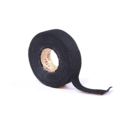 Amazon Com Black High Heat Wire Loom Harness Insulating Tape For
