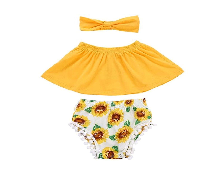 47b752c17 Amazon.com  Xmas gift Baby Girl Clothes Newborn Girl Top T-Shirt + ...