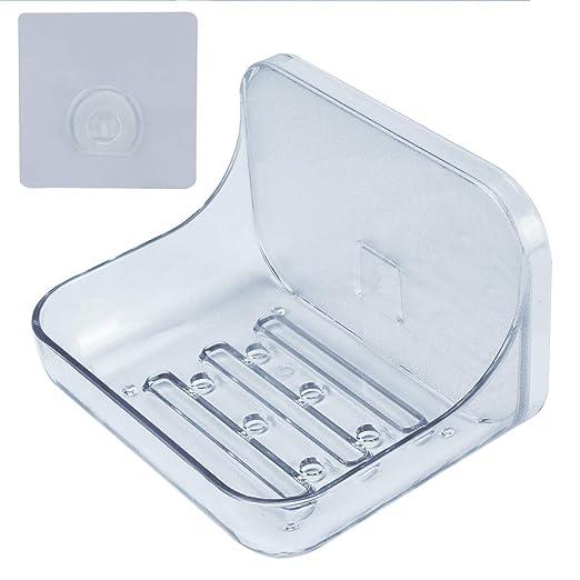 Amazon.com: BestFire - Jabonera de plástico, mágica ...