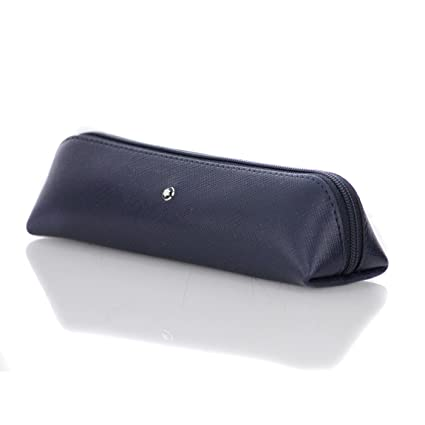 91a01277b2b3 Image Unavailable. Image not available for. Color  Montblanc Sartorial 2  Pen Pouch ...