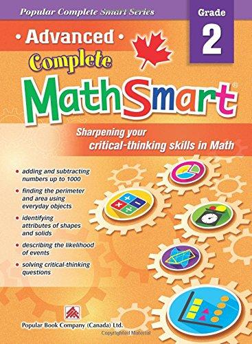 [F.r.e.e] Popular Complete Smart Series: Advanced Complete MathSmart Grade 2: Advance in Math and Build Critic<br />P.D.F