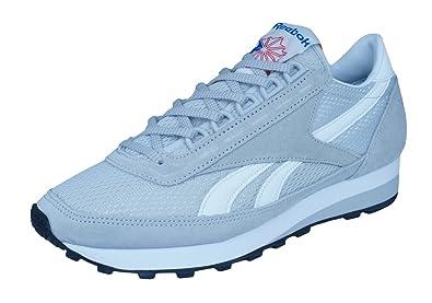 d839348675772 Reebok Classic Aztec OG Varsity Womens Sneakers Shoes-Grey-6.5