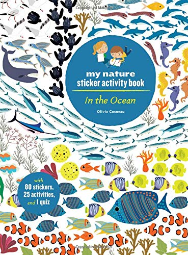 In the Ocean: My Nature Sticker Activity Book (My Nature Activity Book)