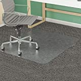 Chair Mat, Rectangular, Clear, 60'' x 72''