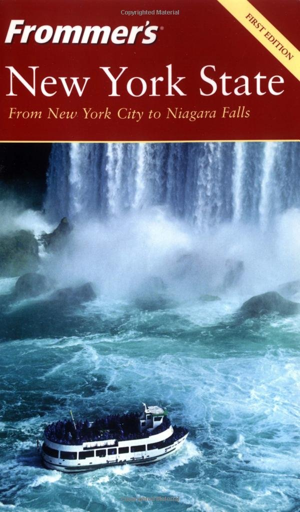 Frommer's New York State: from New York City to Niagara Falls (Frommer's Complete Guides)
