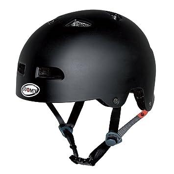 SUOMY Casco BMX Roller Skate All Black Negro Mate Talla M (Cascos Urban BMX Skate