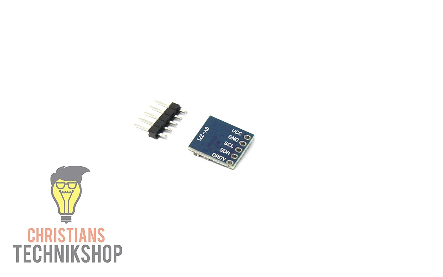 GY-271 Compass Module QMC5883 3-Axis Magnetometer 3-5V