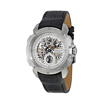73b1bc9de Image Unavailable. Image not available for. Color: Heritor Automatic Hr2503 Carter  Mens Watch