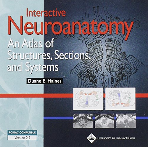 Interactive Neuroanatomy, Version 2: An Atlas of Structures, Sections, and Systems