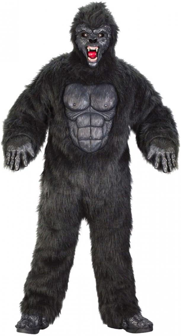 King Kong Gorilla Traje de lujo: Amazon.es: Juguetes y juegos