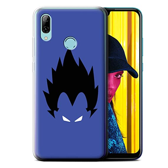 sports shoes 6d079 a6548 Amazon.com: eSwish Gel TPU Phone Case/Cover for Huawei P Smart 2019 ...