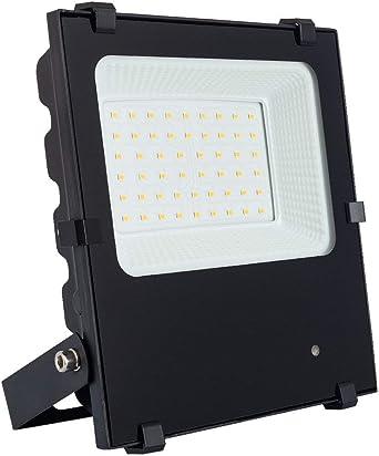 Foco Proyector LED con Detector de Movimiento Radar 30W HE PRO ...