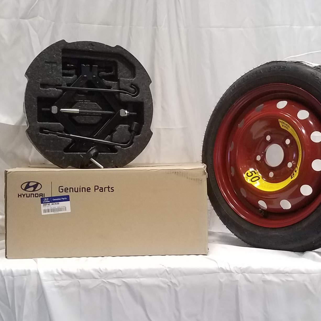 HYUNDAI Genuine 3XF40-AC920 Spare Tire Kit