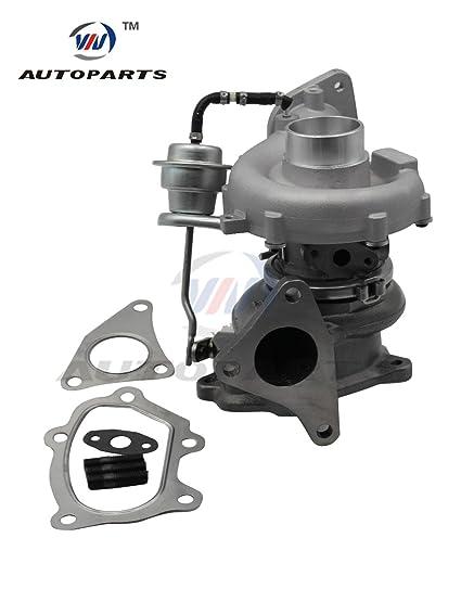 Upgrade VF40 Turbocharger VF46 for Subaru Outback/Legacy GT 2.5L MD13 Gasoline Engine