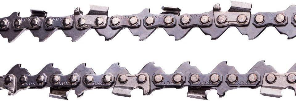 KOX S/ägekette Vollmei/ßel 40 cm Schnittl/änge f/ür Stihl Motors/ägen mit 325 Teilung 1.6 mm Nutbreite Vollmei/ßelkette