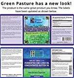Green Pasture Blue Ice Royal Butter Oil / Fermented