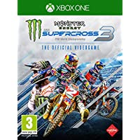 Monster Energy Supercross 3 - Xbox One