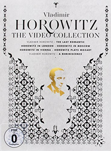 Vladimir Horowitz: The Video Collection by Sony Classical