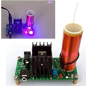 NEW Music Tesla Coils Plasma Speakers Plasma Speaker Tesla Coill