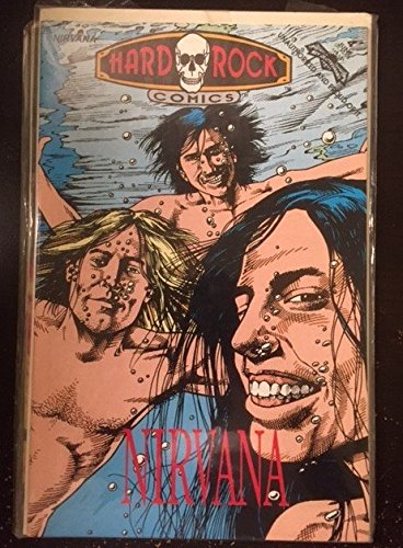 Nirvana: Smells like territorial pissings (Hard rock comics)