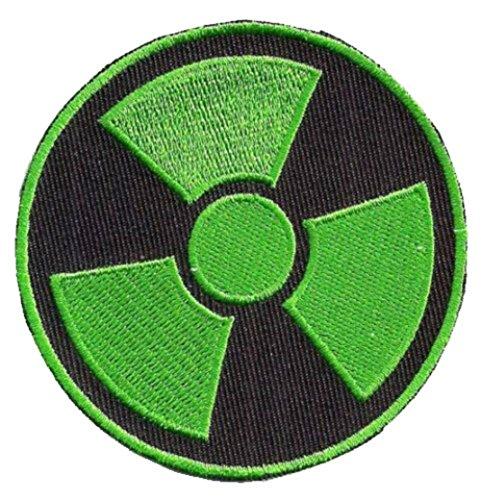 Marvel Comics Avengers Hulk Gamma Radiation Logo 3
