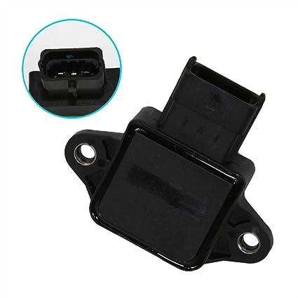 Throttle Position Sensor TPS fits 90541502 for Hyundai Accent Elantra  Tiburon Tucson Kia Spectra5 Sportage Saab 9-3 900 9000 1999 2000 2001 2002  2003
