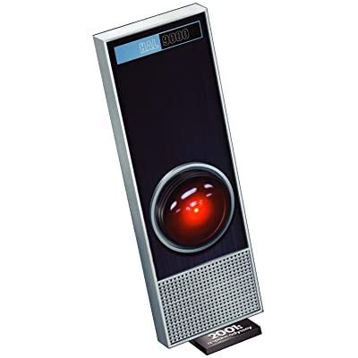 """Moebius Models HAL9000 1/1 Scale Styrene Model 13.75"""" with LED, MOE20015: Toys & Games"""
