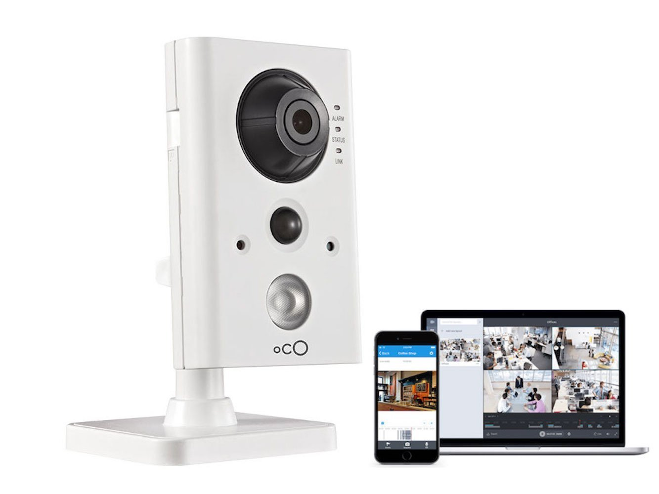 Caméra cube sans fil Oco
