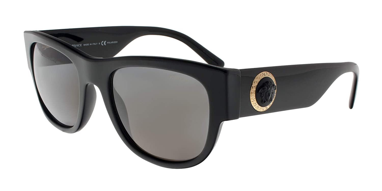 Versace Mens Sunglasses Acetate