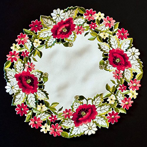 embroidered-24-round-red-poppy-with-daisy-doily-place-mat