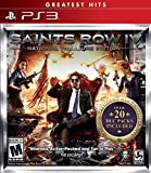 ps3 tank games - Saints Row IV: National Treasure - PlayStation 3