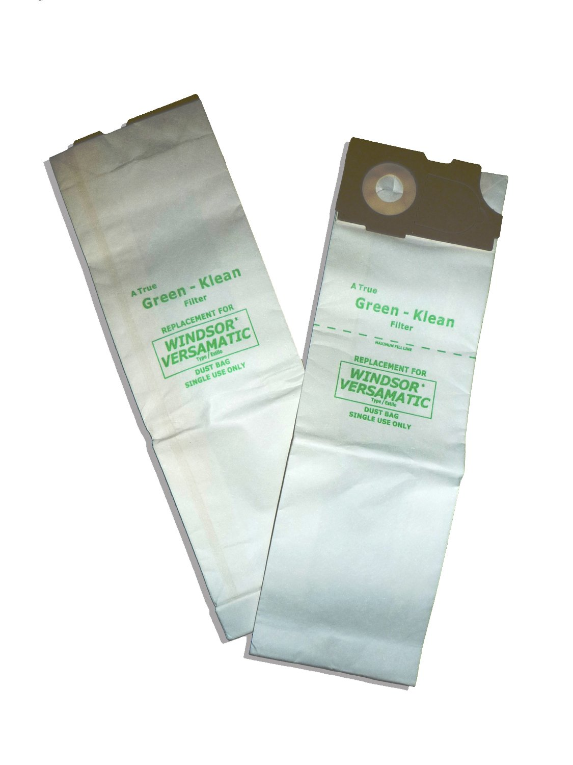 Green Klean GK-2003 Replacement Vacuum Bags (Pack of 100) by Green Klean®