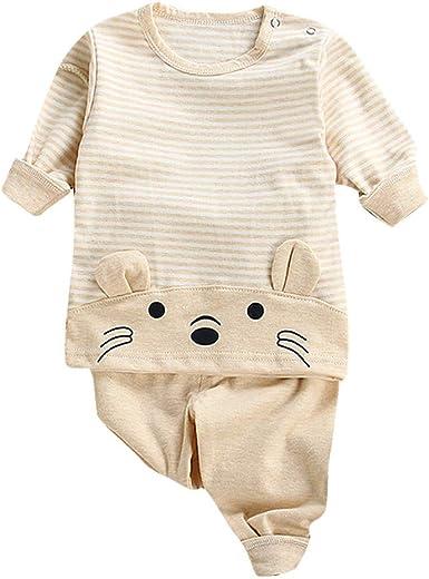 Squarex - Conjunto de Pijamas para bebés de 1 a 5 años ...
