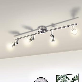 LED Lampe de cuisine Lampe base construction Luminaire de cuisine Lampe sous lampe//