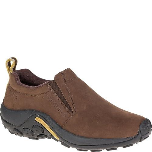 9acc1c10 Merrell Women's Jungle Moc Nubuck Slip-On Shoe