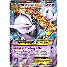 Pokemon - Mega-Mewtwo-EX (63/162) - XY BREAKthrough - Holo