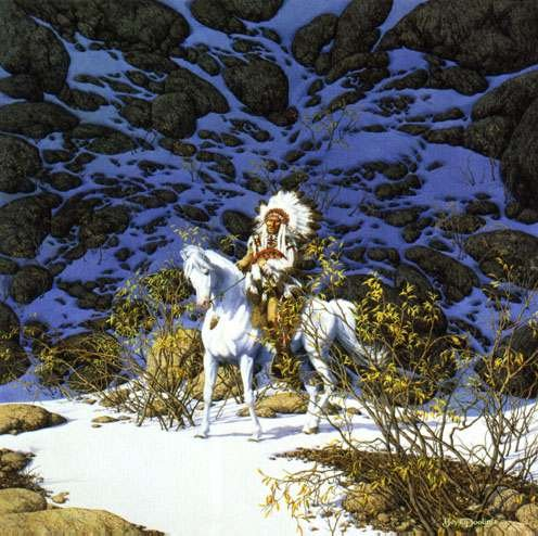 Bev Doolittle - Eagle Heart - Limited Edition Art Print