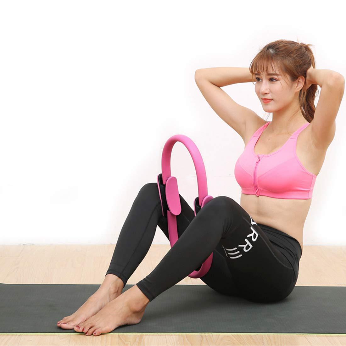Kaiyei Pilates Anillo Circulo Yoga Ejercicio Fitness Doble ...
