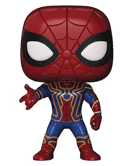 Horror-Shop Avengers Iron Spider Funko Pop! Bobble Head ...