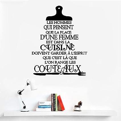 Wall Decor Stickers For Living Room French Les Hommes Qui Pensent Que La Place D