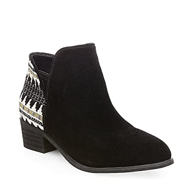 Steve Madden Women's Arley Black Suede Boot